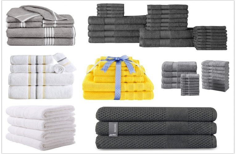 Top 10 Bath Towels For Your Home